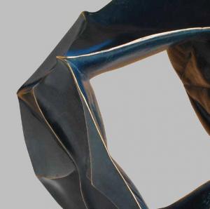 bronze bleu plié 1