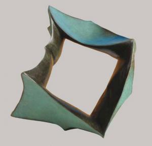 bronze vert